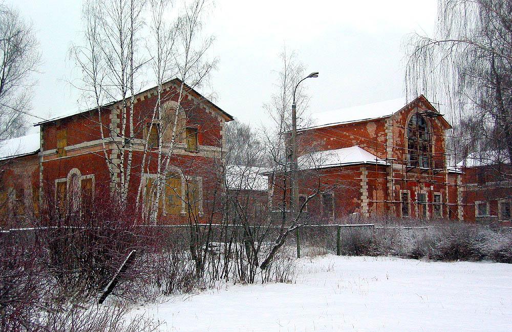 здание Скотного двора,